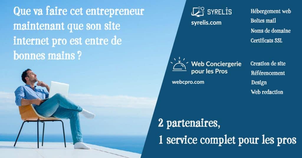 Web Concirgerie- Syrelis
